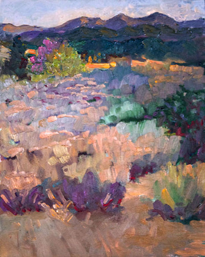 High Desert by Kathleen Lack