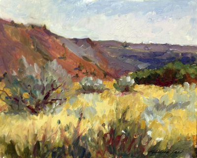 Owyhee Valley by Kathleen Lack