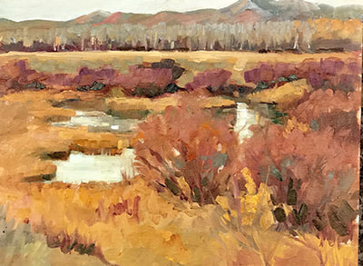 Silver Creek by Kathleen Lack