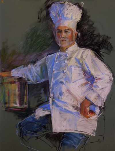 The Chef by Kathleen Lack
