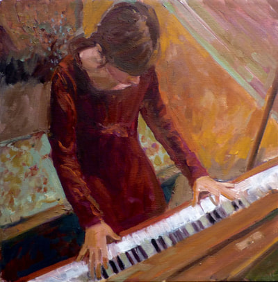 The Pianist by Kathleen Lack
